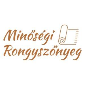 Minőségi rongyszőnyeg logó